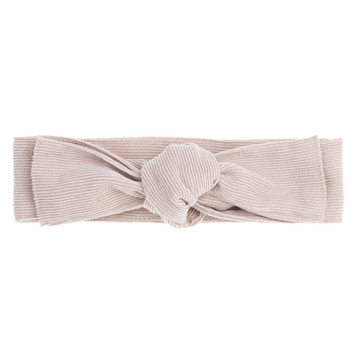 Bonnie & Harlo Head Wrap - Sand Cord