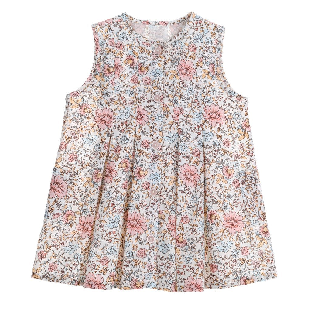 Bonnie & Harlo Floral Dress