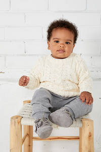 Miann & Co - Cable Knit Jumper