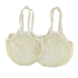 Organic Cotton Grocery Bag- 2 pack