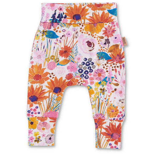 Kip & Co - Pinky Field Of Dreams Drop Crotch Pants