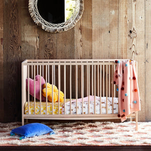 Kip & Co Mousing Around Quilted Cot Bedspread