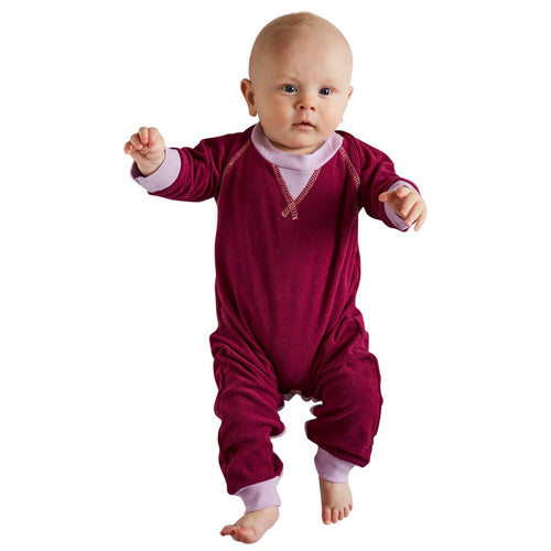 Kip & Co Ruby Rose Terry Romper