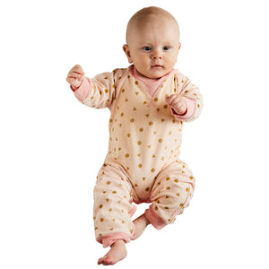 Kip & Co Spots & All Terry Romper