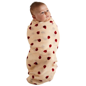 Kip & Co Lady Boss & Zeppelin Bamboo Swaddle Set