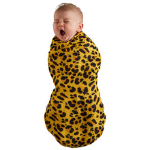Load image into Gallery viewer, Kip & Co Colombo & Tarzan Bamboo Swaddle Set