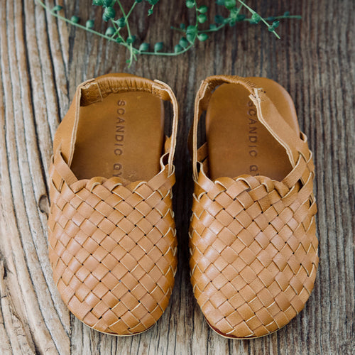 Little Gypsy Sandals - Summer Tan