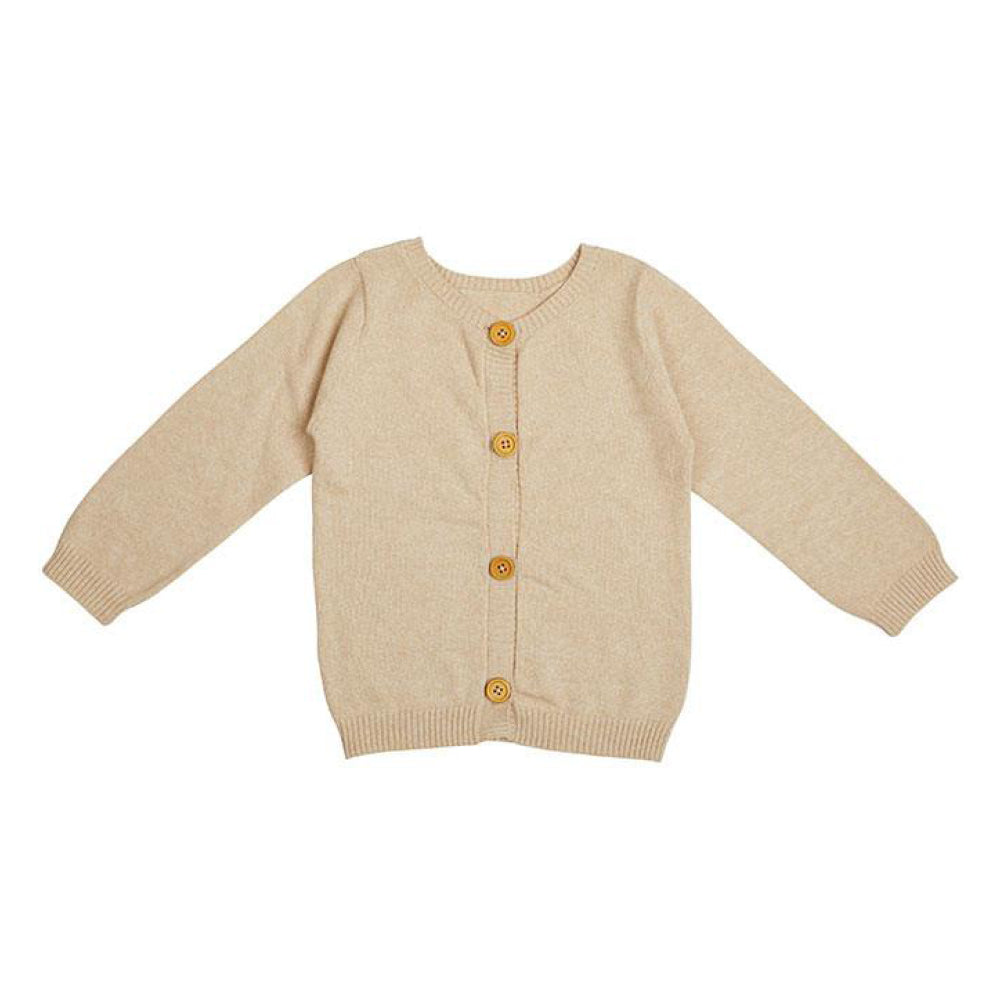 Miann & Co- Natural Knit Cardigan