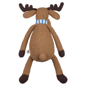 Miann & Co- Mickey Moose Soft Toy