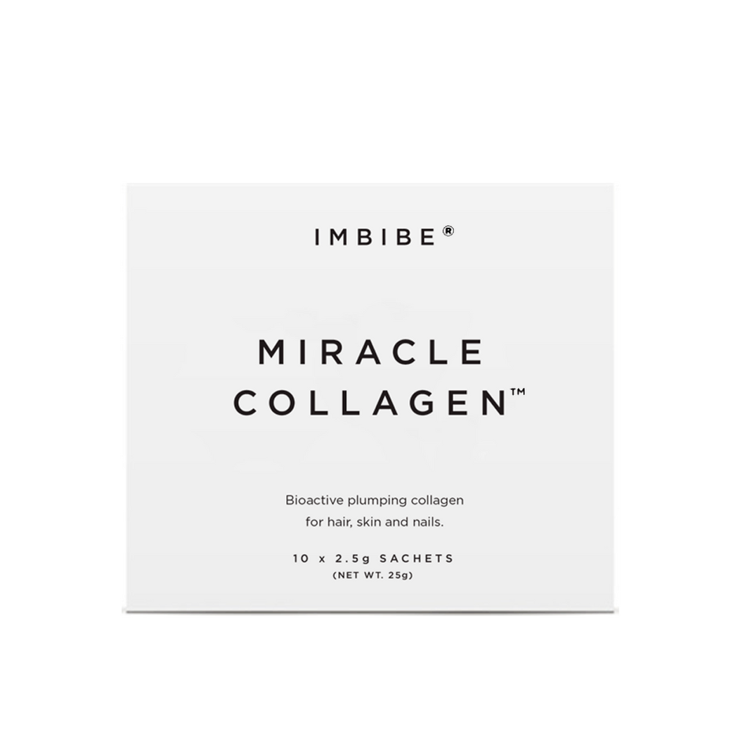 IMBIBE Miracle Collagen 25g (10 x 2.5g sachets)