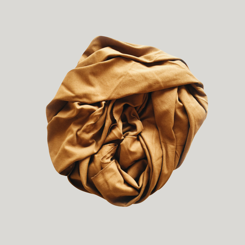 Susukoshi Swaddle Blanket - Brass