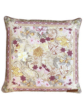 Load image into Gallery viewer, Wandering Folk Pastel Forest Cushion Cover - Small