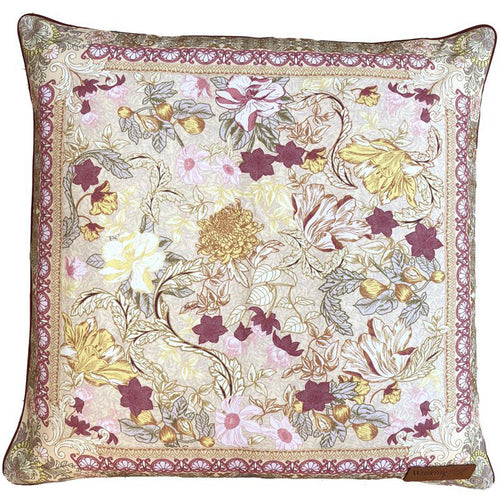 Wandering Folk Pastel Forest Cushion Cover - Large