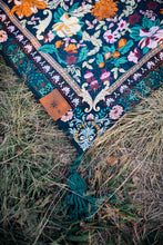 Load image into Gallery viewer, Wandering Folk Emerald Forest Picnic Rug
