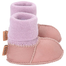 Load image into Gallery viewer, Kip & Co - Pink Baby Booties