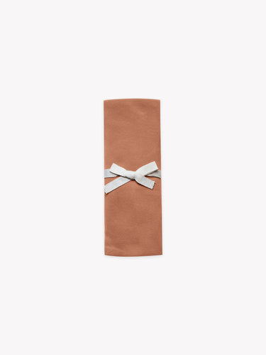 Quincy Mae Baby Swaddle - Rust