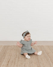 Load image into Gallery viewer, Quincy Mae Baby Turban - Ocean