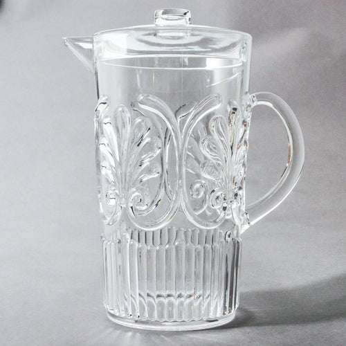 Flemington Acrylic Jug - Clear