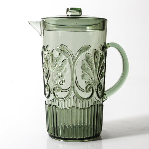 Flemington Acrylic Jug - Green