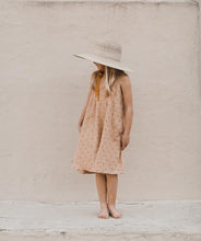 Load image into Gallery viewer, Rylee + Cru - Cross Embroidered Zoe Dress - Blush