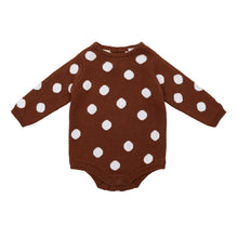 Load image into Gallery viewer, Rust Spot Long Sleeve Body Suit