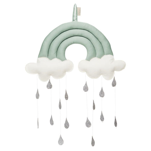Cam Cam Rainbow Mobile - Sea Green