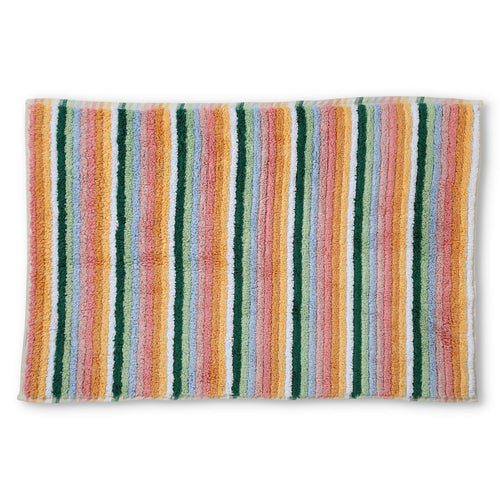 Kip & Co Stripes Bath Mat