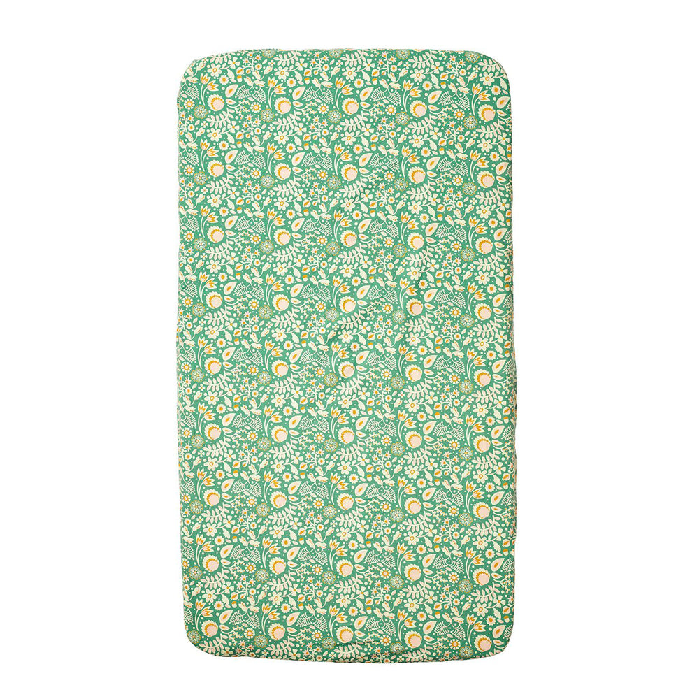 Sage & Clare- Jasper Folk Fitted Cot Sheet