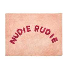 Load image into Gallery viewer, Sage & Clare Tula Nudie Rudie Bath Mat - Blush