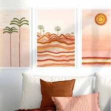 Load image into Gallery viewer, Desert Palms A3 Print - Karina Jambrak