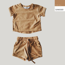Load image into Gallery viewer, Susukoshi Organic Shorts - Sunkissed