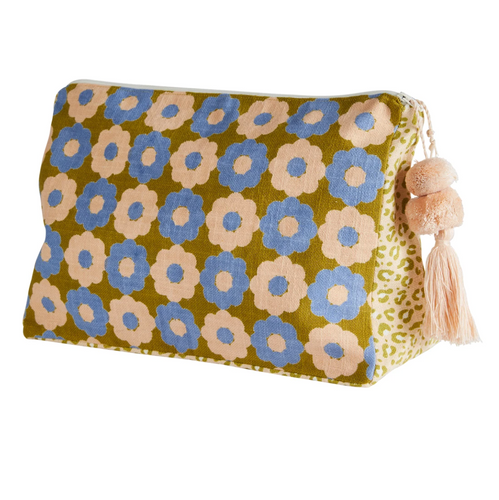 Sage & Clare Emma Cosmetic Bag