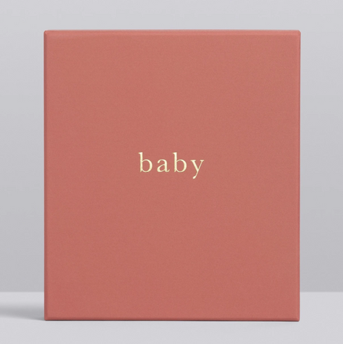 Write to Me - Baby, Your First Five Years - Blush