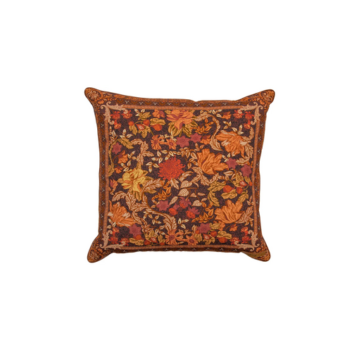 Wandering Folk Spice Forest Cushion Cover - Large