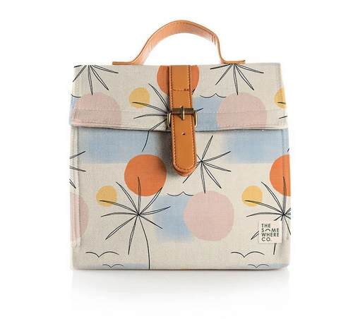 The Somewhere Co. Lunch Bag - Summer Vacay