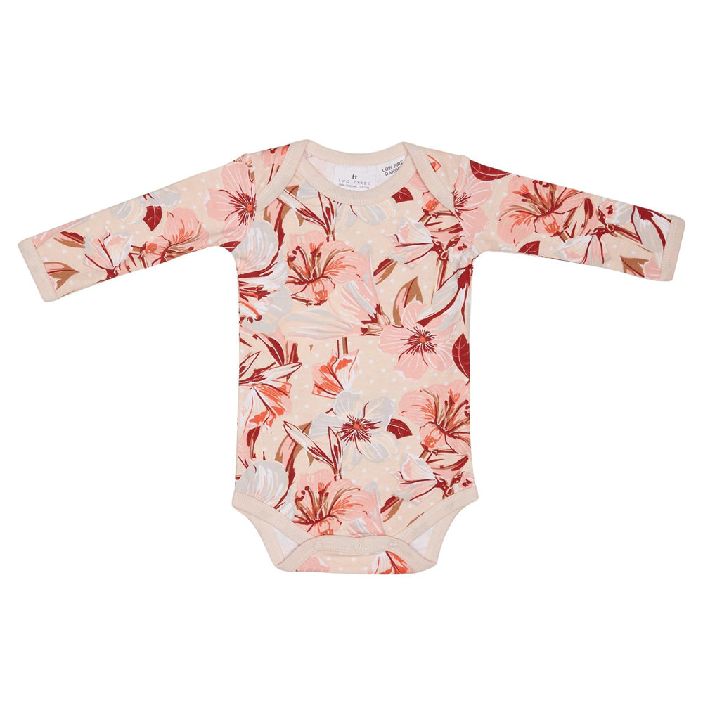 Sunday Long Sleeve Baby Suit
