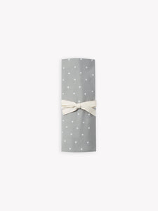 Quincy Mae Baby Swaddle - Dusty Blue