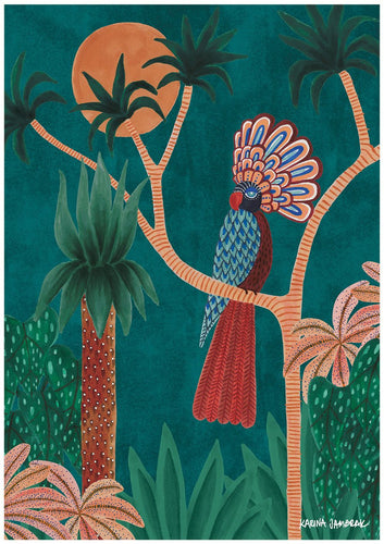 Karina Jambrak The Eye of the Jungle Print - Assorted Sizes