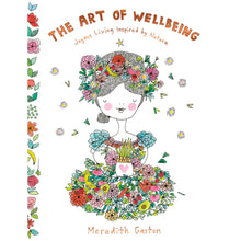 Load image into Gallery viewer, The Art Of Wellbeing Book