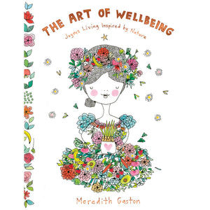 The Art Of Wellbeing Book