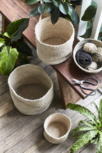 Load image into Gallery viewer, The Dharma Door- Woven Pot Small