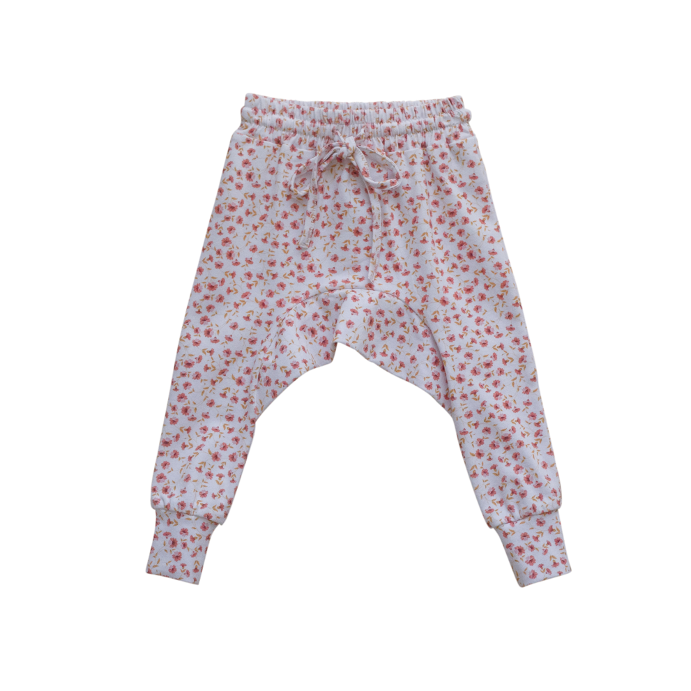 Two Darlings Posey Floral Harem Pants