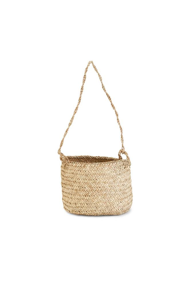 Barefoot Gypsy- Moroccan Hanging Pot Basket