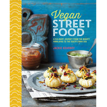 Load image into Gallery viewer, Vegan Street Food Cookbook