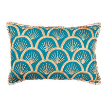 Load image into Gallery viewer, Sage & Clare Wisnu Raffia Cushion