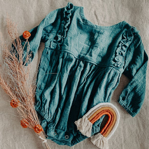 Children of the Tribe - Wild Horses Romper