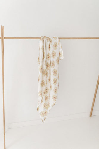 **PRE ORDER** Two Darlings Sunny Bamboo Swaddle