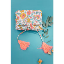 Load image into Gallery viewer, Louise Misha - Malia Multi Flowers Changing Mat