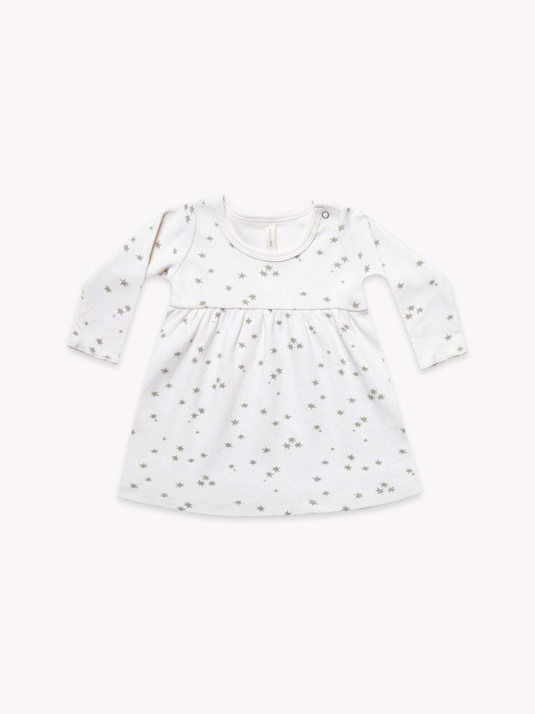 Quincy Mae - Baby Dress - Ivory