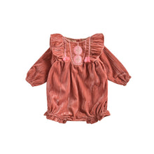 Load image into Gallery viewer, Louise Misha Romper - Rusty